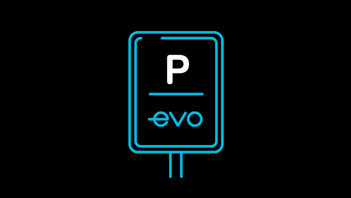 Evo parking icon